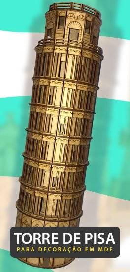 Banner Torre de Pisa